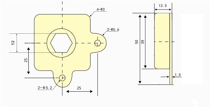 供应厂家直销阻尼器 缓冲阻尼器
